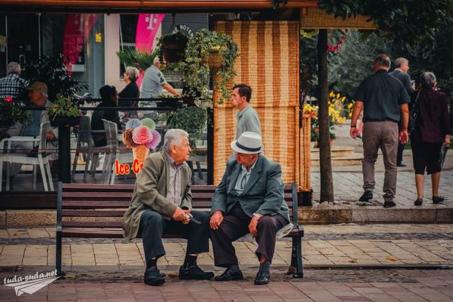 Албания люди