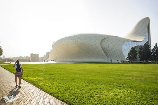 интересные места в Баку