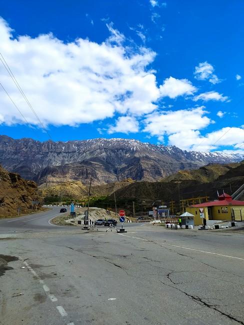 Красный мост Дагестан