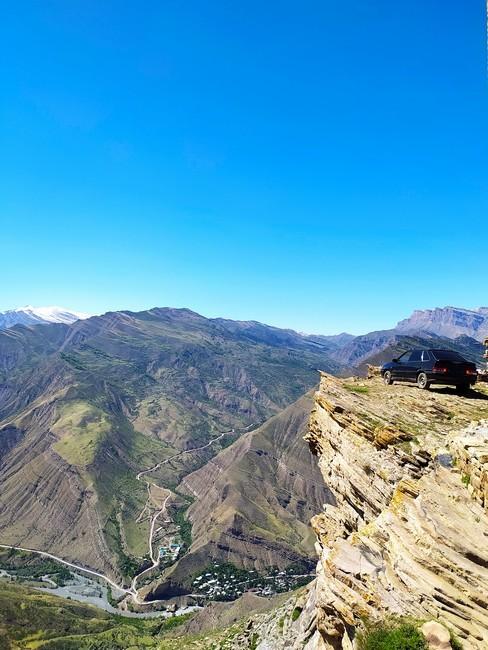 Отдых в Дагестане на авто