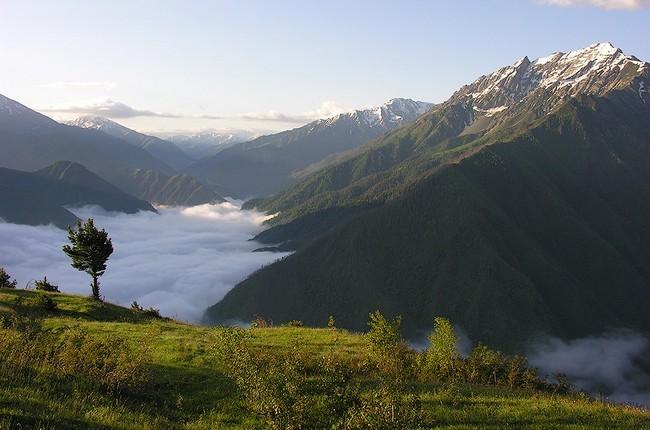 Тляратинский район Дагестан