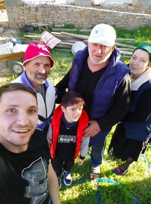 Дагестан гостеприимство