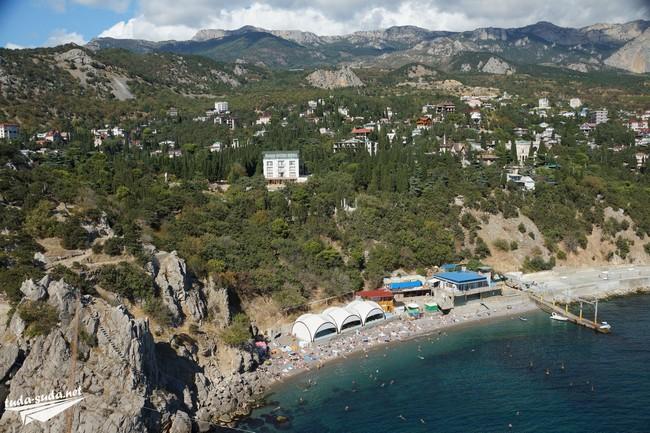 Южный берег Крыма фото