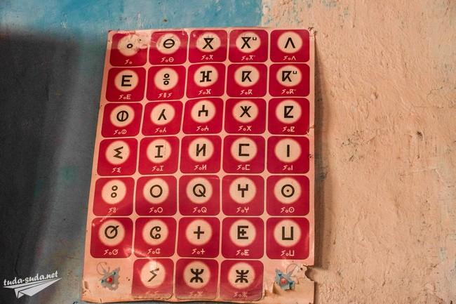 Берберский алфавит