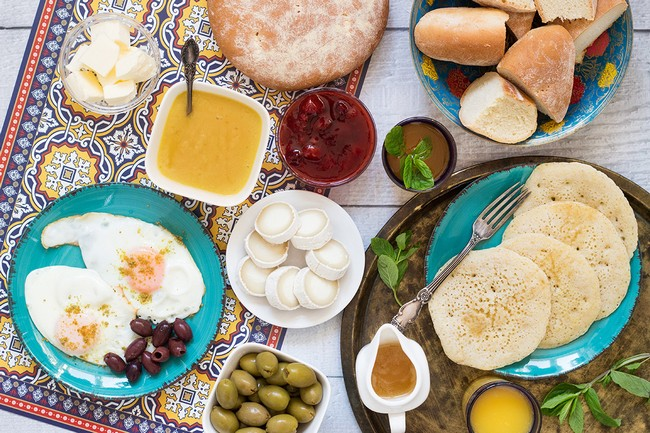 марокко еда
