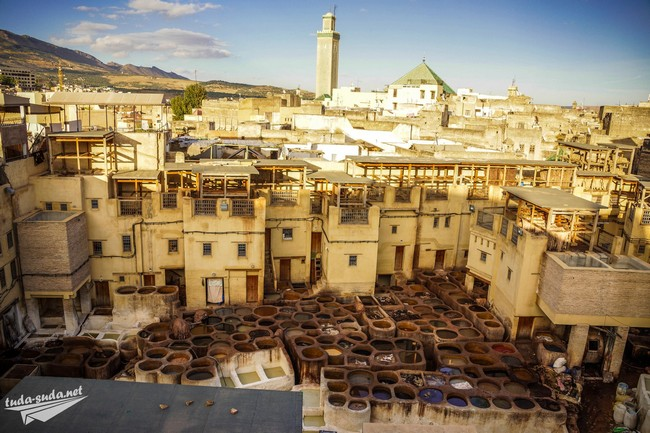 отдых в Марокко Фес