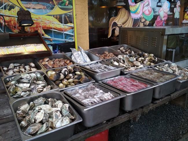 морепродукты нячанг