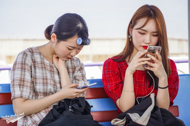 Южная Корея девушки
