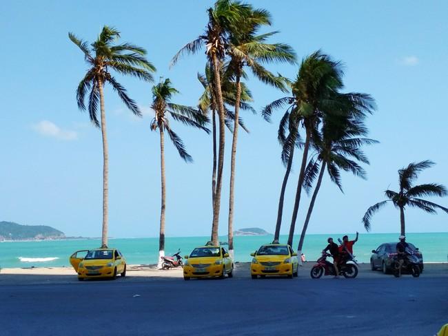 такси вьетнам