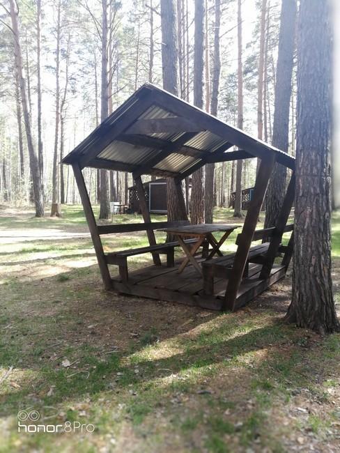 базы отдыха на озере Линево Омская область