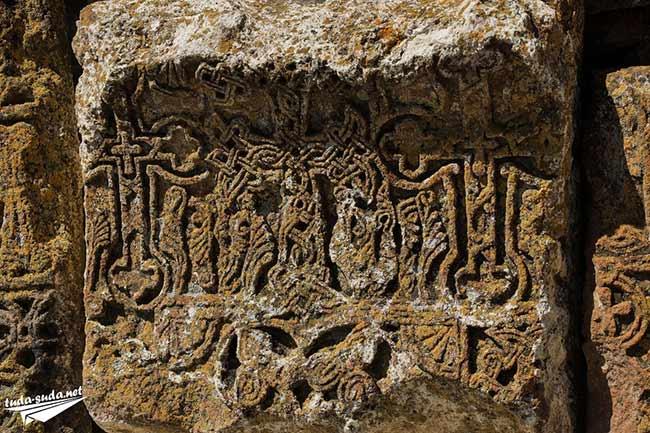 Хачкар Армения