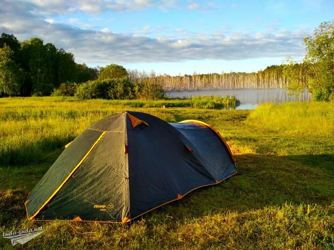 озеро Щучье Омск отдых