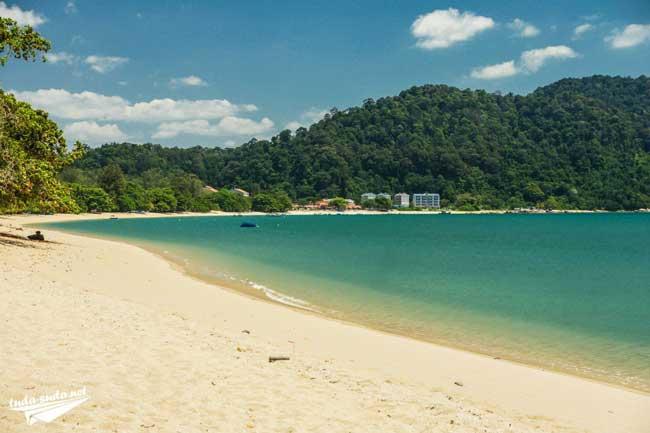 Пляжи Пангкора