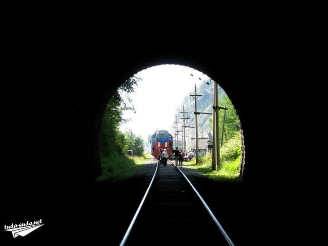 Тоннель на КБЖД