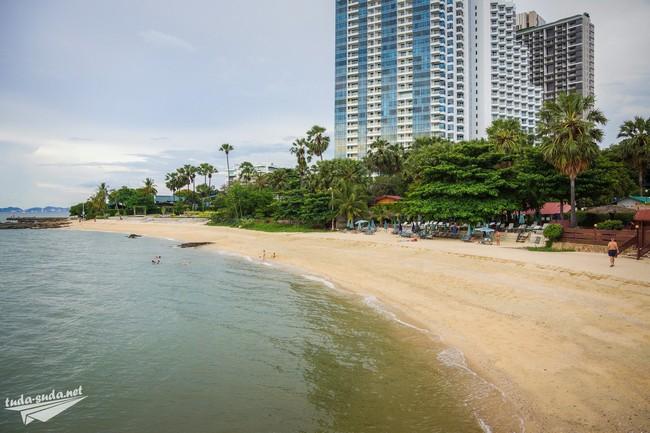 Паттайя пляж фото