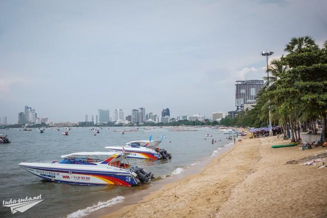 центральный пляж Паттайя