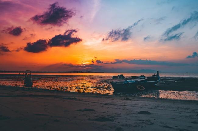 пляж остров Пенанг