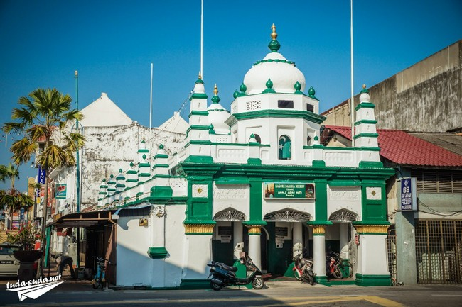 мечеть Джорджтаун Малайзия