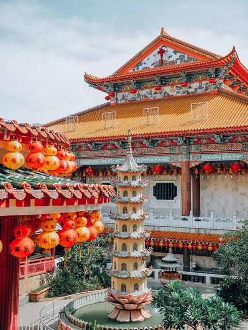Храм Кек Лок Си Пенанг