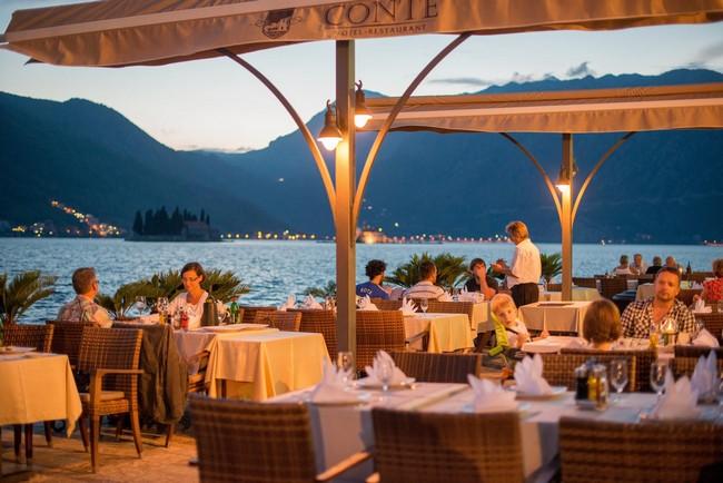 Ресторан Conte Пераст