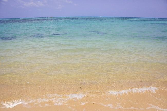 Море на Пангане в мае