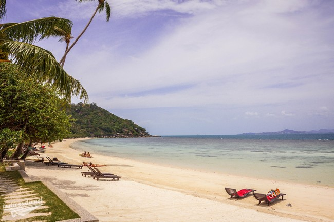 Пляж Лила Панган