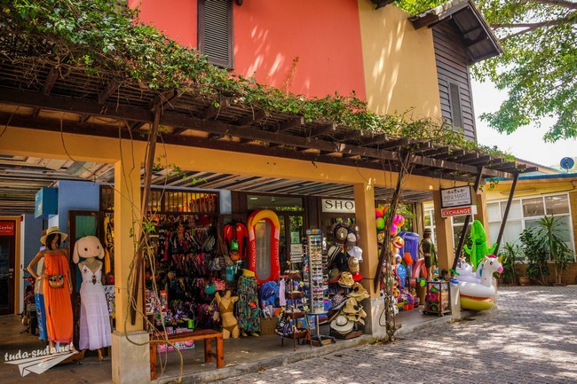 магазины Панган