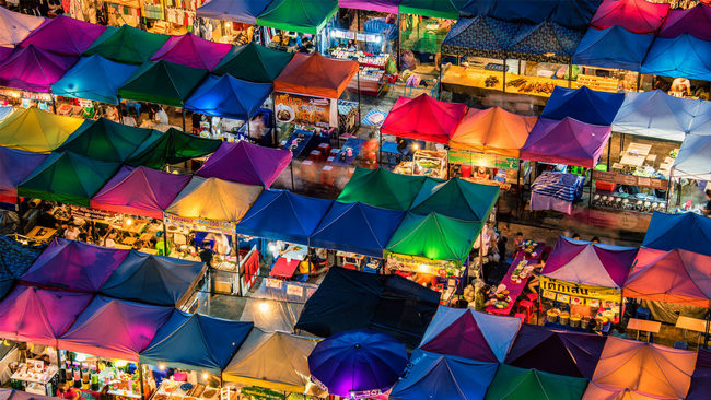 рынок Пхукет-Таун