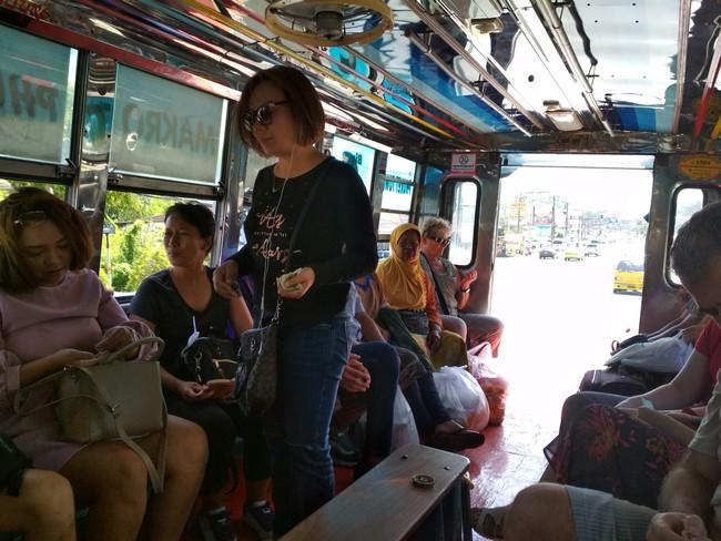 phuket bus