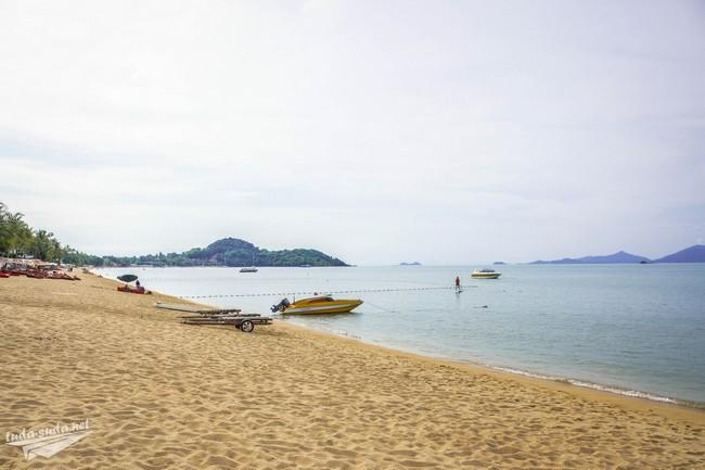 пляж Бопхут Самуи