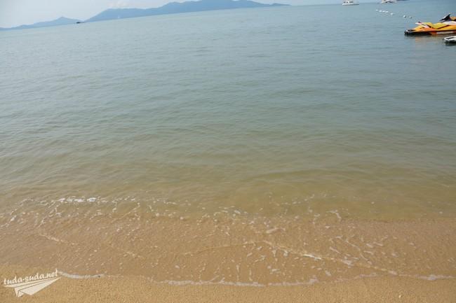Море пляж Бопхут Самуи