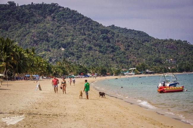 пляж Ламаи