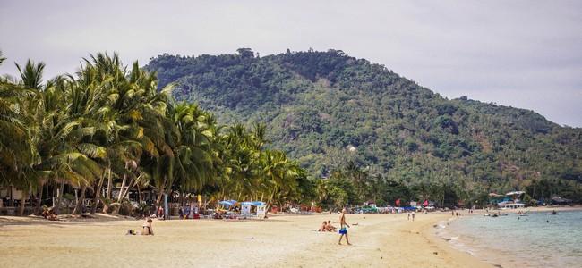 Пляж Ламаи Самуи
