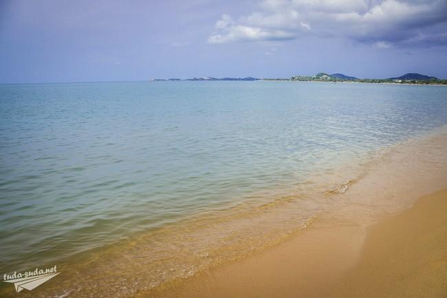 пляж Маенам море
