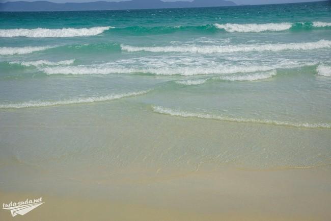 Doc Let beach Nha Trang
