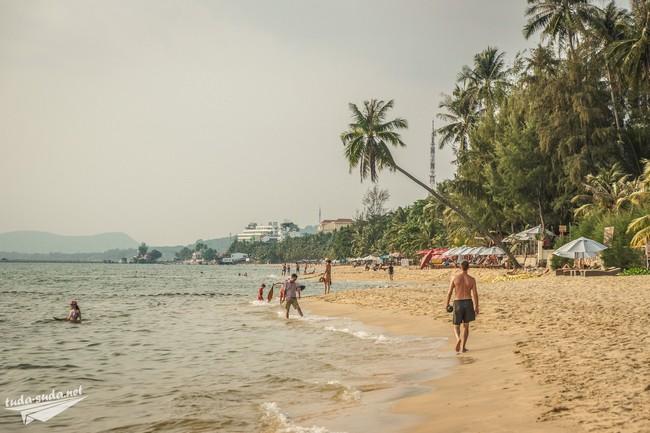 пляжи Фукуока Вьетнам