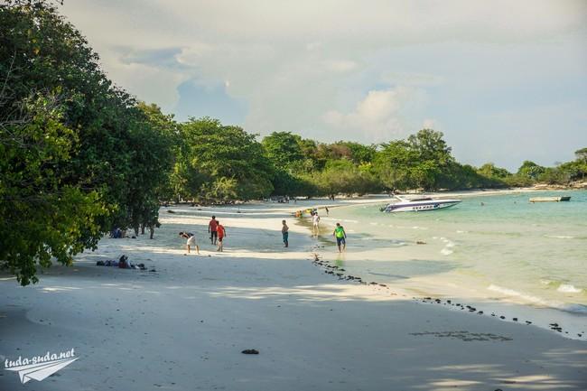 Пляжи Самета - Ао Вай