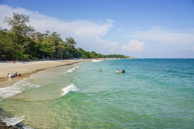 лучшие пляжи самета