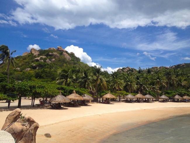 жемчужный пляж Нячанг