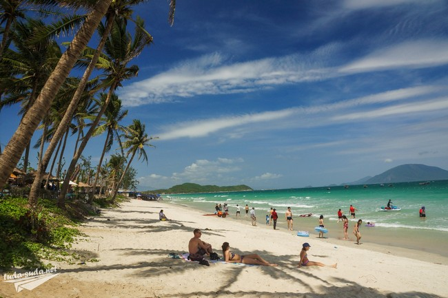 лучшие пляжи Нячанг