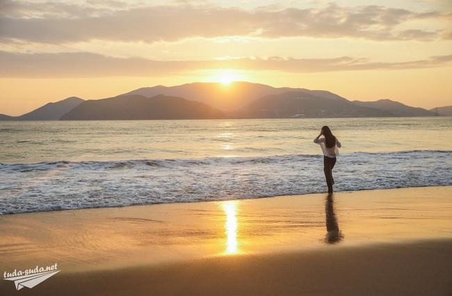 центральный пляж Нячанг фото