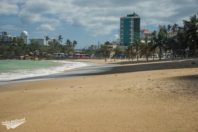 северный пляж нячанг