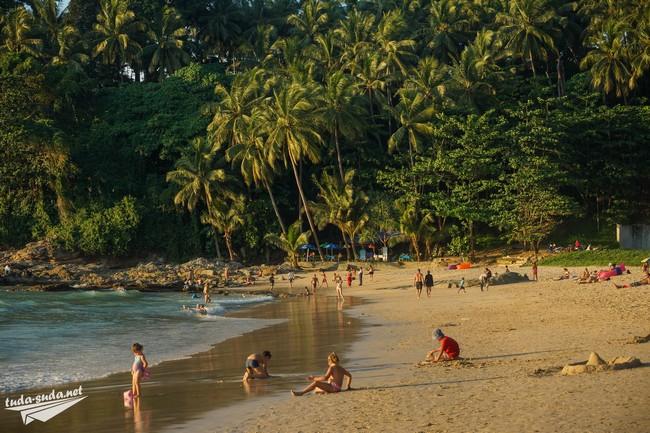 пляжи Пхукета фото