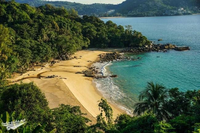 пляж Лаем Сингх