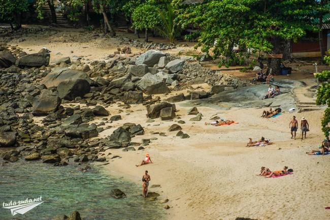 Ао Сен пляж