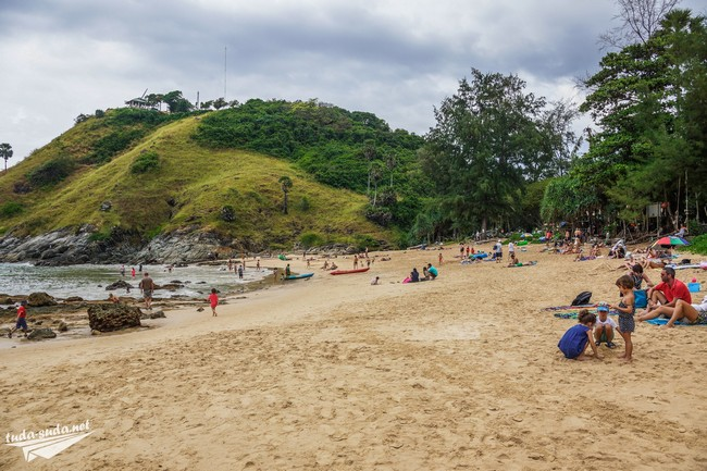 Пляж Януй