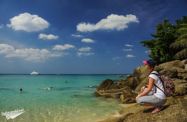 Лучший пляж Пхукета