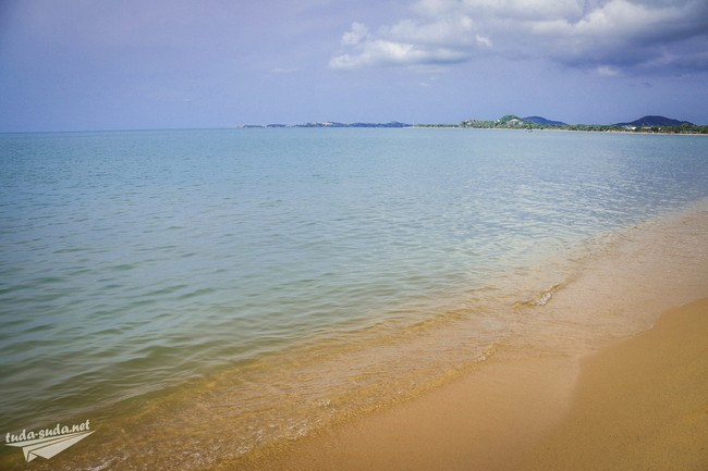 Маенам море
