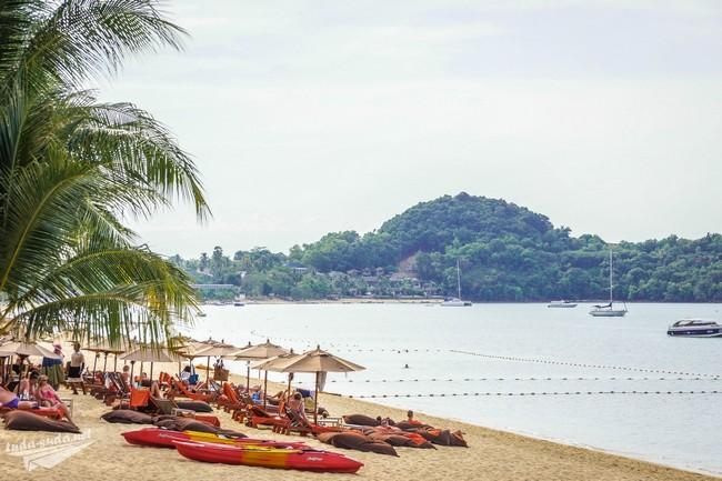 Лучшие пляжи Самуи - Бопхут