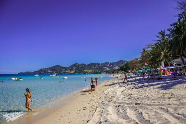 пляжи Самуи Чавенг